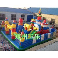 浙江80平充气城堡厂家正品,儿童迪士尼充气城堡人气爆款