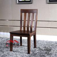现代简约黑胡桃家具 餐厅家具 黑胡桃餐桌餐椅 成套家具定制