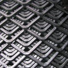 旺来碳钢音箱网 菱形网片厂家 汽车钢板网