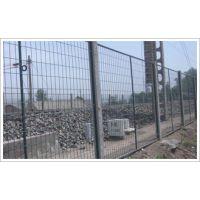 咸宁铁路改造工程防护网 高质铁路专用钢丝网价格多少