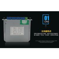 电信级SC接口PLC盒式1分8光分路器