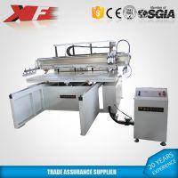 新锋XF-10200 大型弹台式丝印机 玻璃丝网印刷机 台面可自动弹出