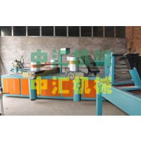 4H650-30四机头螺旋纸管机-中汇纸管机械厂 本机型变速调频高速锯切 分纸机 印刷机 切管机