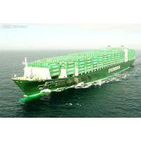 广州到上海海运集装箱公司,船运物流