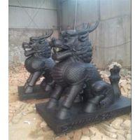 江苏铜麒麟、铜雕麒麟、做铜麒麟的厂家