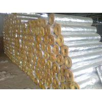 九纵保温厂家生产销售贴面玻璃棉管