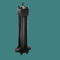 现货供应2H-130328115854566 parker工程用液压油缸 2H重型拉杆缸