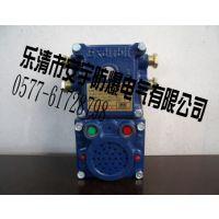 KXH127开关矿用隔爆兼本质安全型声光信号器(打点,打点按钮、防爆灯、防爆电铃、三通接线盒为一体