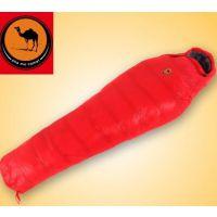 正品 秋冬季成人睡袋 户外超轻 加厚野营午休保暖单人 羽绒睡袋