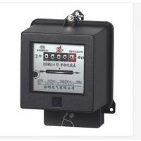 指明  DD862单相电能表 单相机械式电表 火表 双向防窃电 5(20)A