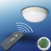 【厂家直销】现代时尚简约LED吸顶灯防水灯红外无线遥控灯具