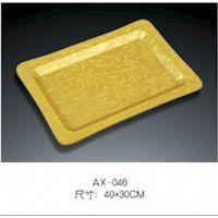 亚克力果盘厂家供应透明亚克力果盘 各种款式果盘批发