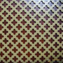 厂家直供加工定制 不锈钢铝板金属冲孔板 广州冲孔网 建筑装修不锈钢网