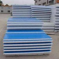 供甘肃彩钢复合板和兰州彩钢岩棉板厂家