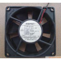 德国ebmpapst 9225 12V 3.2W 3412N/12HH 变频器散热风扇