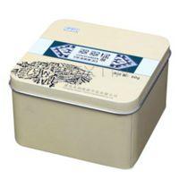 夏季荷叶茶包装铁罐 清凉食品铁罐包装盒 荷叶莲子马口铁盒
