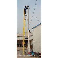 沧州绝缘抱杆梯5.5米河北创意电气厂家直销