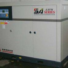 台湾复盛螺杆式空压机SA90SA55一级能效变频空压机