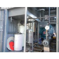 国内集装箱一体式燃气蒸汽锅炉生产厂家