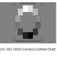 摄像头对比度(动态范围)ISO-14524测试卡