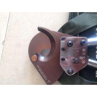长信棘轮切刀J13/J40/J75棘轮电缆剪断线钳断线剪手动线缆剪钳刀