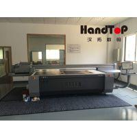 汉拓京瓷UV平板机精度和速度的完美结合
