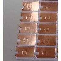 厂家供应铜箔制品散热片fxd006A可制定销售