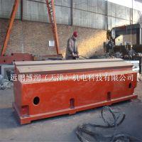 来图铸造加工大型机床铸件 床身立柱 龙门磨床身 树脂砂铸件 球磨铸件