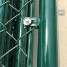 常州球场护栏 球场护栏做法 包塑勾花网