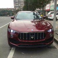上海即将迎来玛莎拉蒂SUV Levante自驾出租