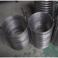 供应供应304不锈钢圆型盘管,316不锈钢方型盘管,201不锈钢毛细盘管