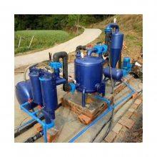 温室大棚水肥一体化滴灌系统安装方法