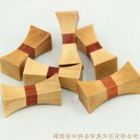【品质保证】专业供应精品成人餐具方块木质筷架 款式新颖筷托
