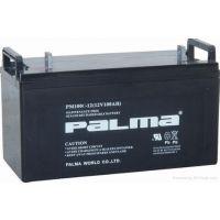 克拉玛依八马蓄电池 PM120AH电池价格