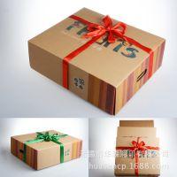 水果包装盒水果礼品盒5斤装通用包装盒厂家定制瓦楞纸盒直销