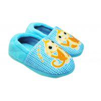 给时特新款棉拖鞋防滑保暖儿童室内拖鞋冬季儿童地板拖鞋小额批发
