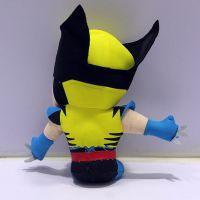 蝙蝠侠毛绒玩具公仔 儿童卡通玩偶 外贸厂家定制供应