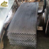 热镀锌钢板网 钢板网重量 抹墙菱形网