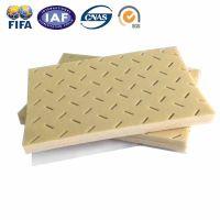 康森人造草坪弹性基础三维减震垫 合成材料吸震垫 定制足球场弹性垫
