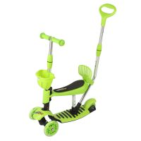 供应迪考斯儿童三轮滑板车-FYB02-C三合一儿童手推车-婴儿学步车