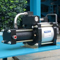 气体增压泵STA100 赛思特专业气动增压泵生产企业