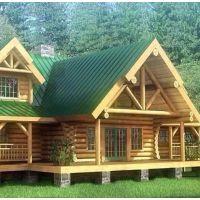 安徽蚌埠木屋厂家直销来图定制重型景区别墅