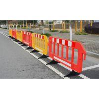 胶马围栏 PE塑料护栏公路移动防护栏 可装水施工围栏道路交通设施