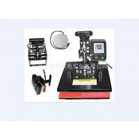供应高性能多工能四合一手压烫画机 热转印烫画机
