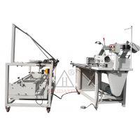 厂家直销电脑全自动缝圆筒布缝纫机/对折劈缝机/家用工业缝纫机