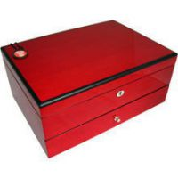 深圳木盒厂家手表盒生产供应手表包装木盒 木胚低价定做加工
