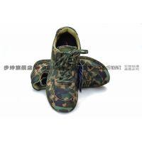 多威迷彩鞋运动鞋 丛林迷彩鞋 男女跑步鞋军训鞋防滑耐磨A2711A