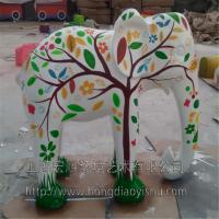 上海雕塑公司宏雕雕塑泡沫玻璃钢雕塑婚庆节庆园林景观美陈