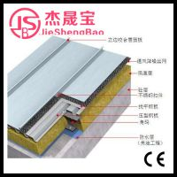 厂家直销青岛YX65-400铝镁锰屋面板,0.9mm厚度