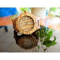 稳达时 木手表厂家 代工定做生产 原生态木手表